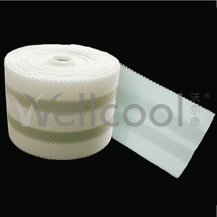 100% polyester top quality 3D mattress edge cloth